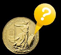 ブリタニア金貨について
