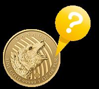 カナダ野生動物金貨について
