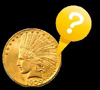 インディアン金貨について