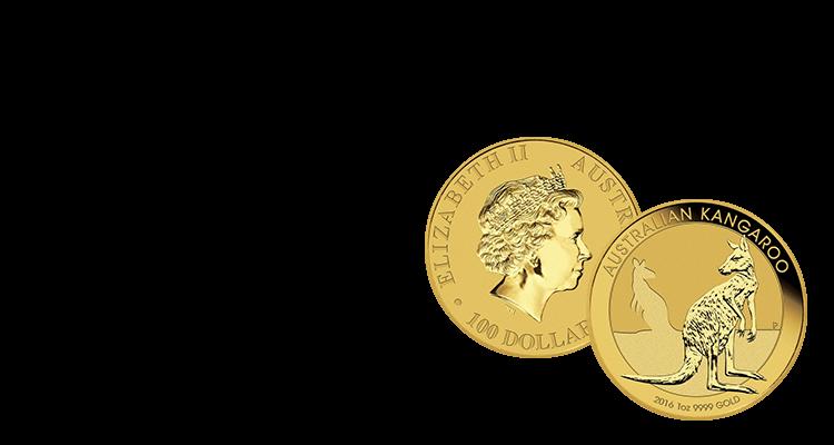 カンガルー金貨とナゲット金貨買取の買取情報や価値、概要をご紹介