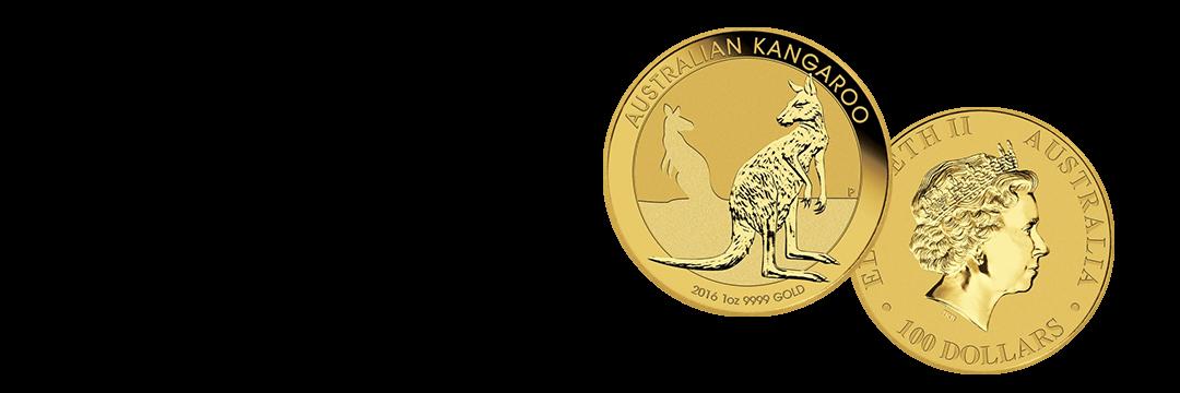 カンガルー金貨(ナゲット金貨)買取の買取情報や価値、概要をご紹介