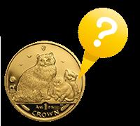 マン島キャット金貨について