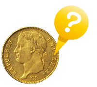 ナポレオン金貨について