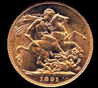 新ソブリン金貨