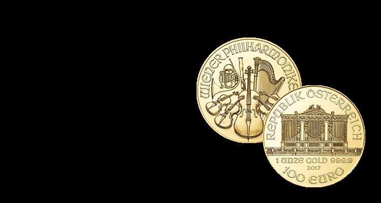 ウィーン金貨買取の買取情報や価値、概要をご紹介