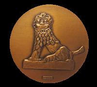 沖縄国際海洋博覧会記念メダル(銅メダル)