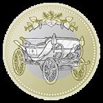 天皇陛下御在位30年500円記念硬貨表面