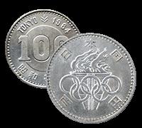 東京オリンピック記念硬貨について